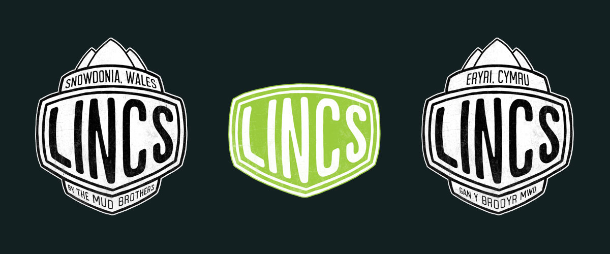 Lincs Bi-Lingual Branding