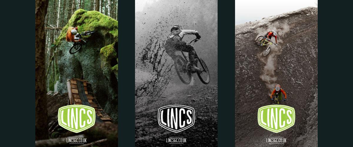 Lincs Posters Branding Design