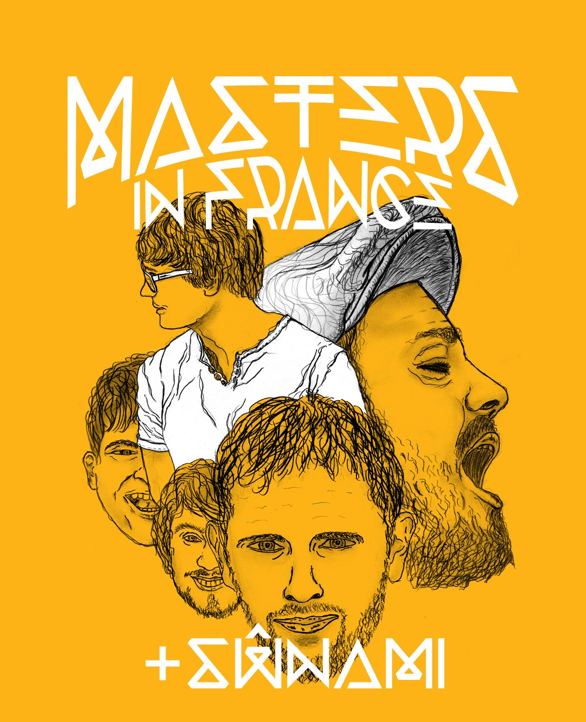 Masters in France illustration