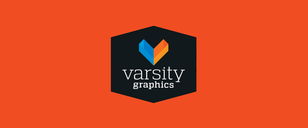 Varsity Graphics Logo Design